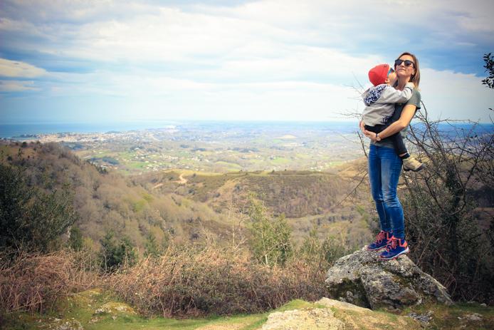 Balade au Col d'Ibardin