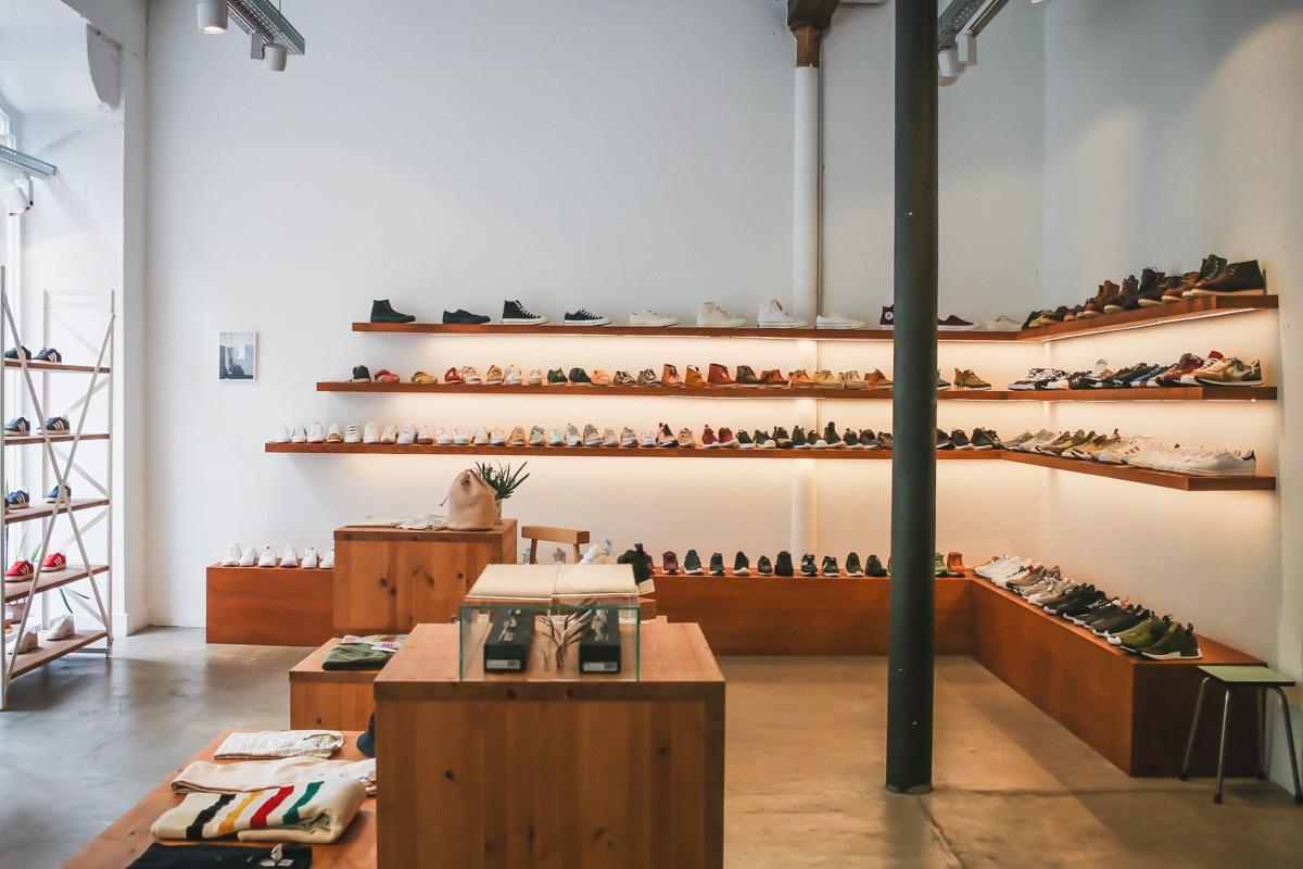 Dela Store à San Sebastian