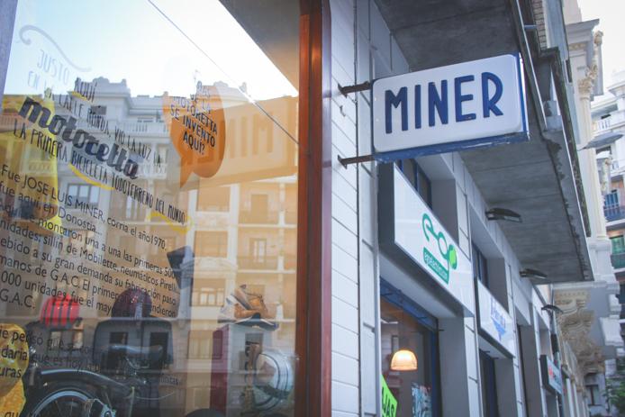 Miner San Sebastian