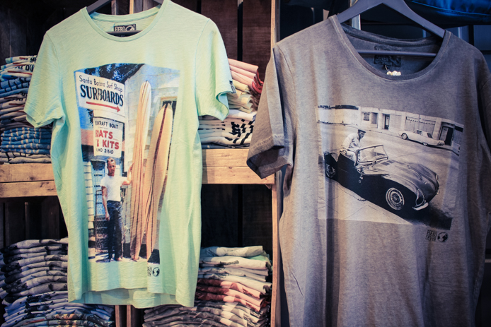 Tee-shirt Hero Seven en vente chez Jazz The Glass à Biarritz.