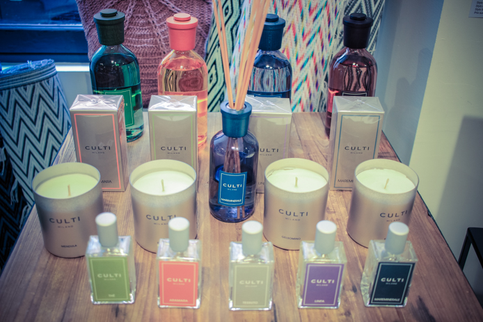 Parfums d'interieur Culti en vente chez Jazz the glass à Biarritz