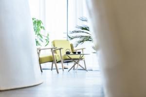 Salle détente et relaxation au Spa Alaena Biarritz