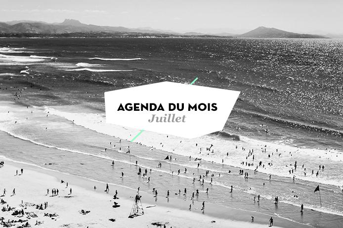evenements landes pays basque juillet