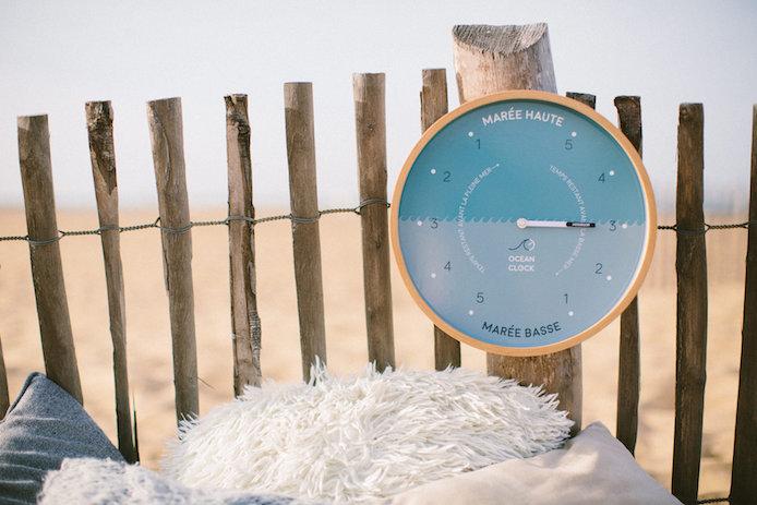 Horloge des marées Ocean Clock