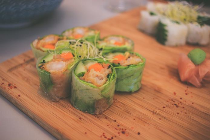 Sushis Java sans riz en vente chez You Sushi Pau Tarbes Bayonne Biarritz et St-Jean de Luz