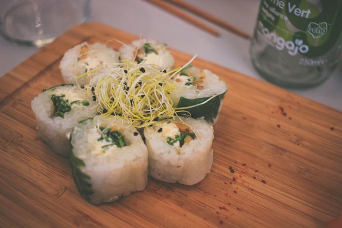 Rolls du restaurant japonais You Sushi à Saint-Jean de Luz