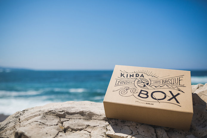 En vente : Kinda Box Summer 2016