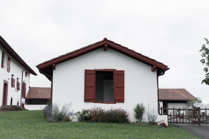 La ferme aux piments de Pierre à St-Pée sur Nivelle en visite avec Bacovivo.
