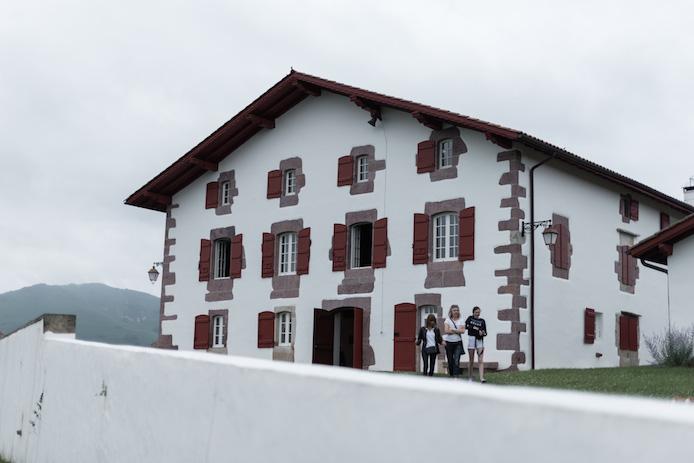 La ferme de Pierre de La Maison du Piment à St-Pée sur Nivelle par Bascovivo