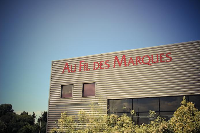 Magasin de destockage Au Fil des Marques à Biarritz