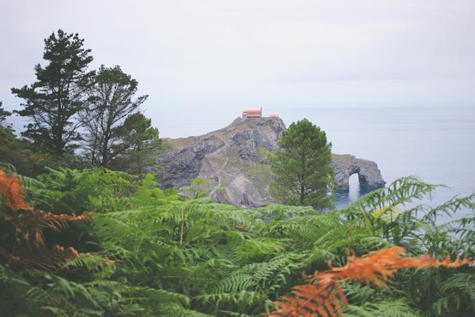 Saint Juan de Gaztelugatxe en Espagne au Pays basque