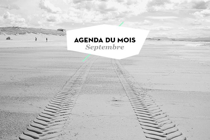 Agenda du mois Landes et Pays basque par Kinda Break
