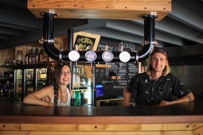 Bar à tapas et <a href='' style='text-decoration:none;color:#555;'>bières The</a> Captain entre Capbreton et Hossegor