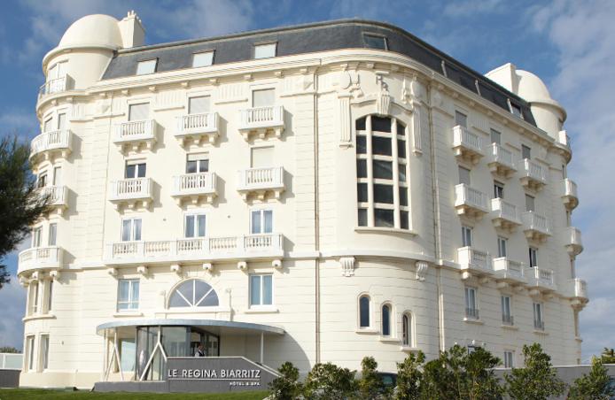 Le regina Hotel Biarritz