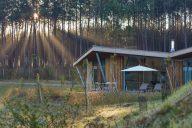 Eco-lodge Les Echasses à Saubion dans les Landes