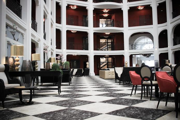 Les animations de l'Hôtel Regina Biarritz