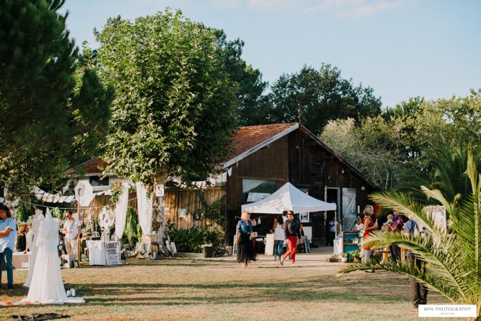 Wedding Party, salon mariage à Benesse-Maremne dans les Landes.