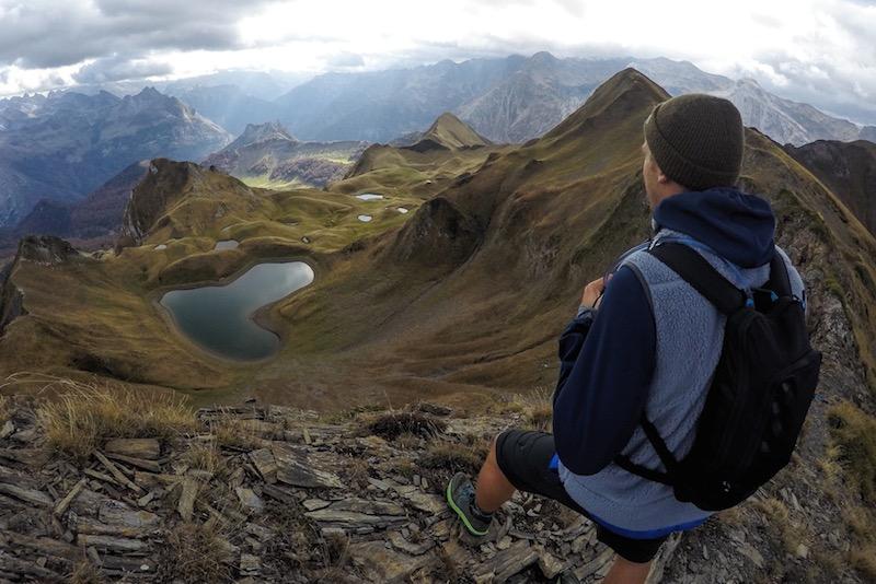 Itinéraire pour rejoindre le Lac du Montagnon en Vallée d'Ossau dans les Pyrénées.