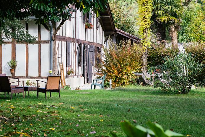 logement insolite Lo Rey du Lac à Hossegor dans les Landes