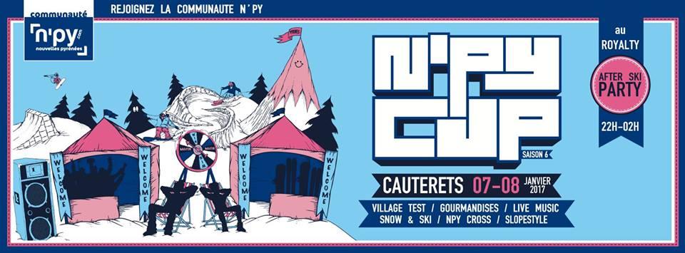 N'Py Cup janvier à Cauterets