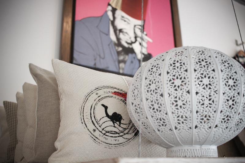 Concept Store Les Bernadettes à Biarritz inspiration Maroc