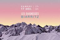soirée n'py no'souci aux baigneuses à Biarritz le 17 décembre