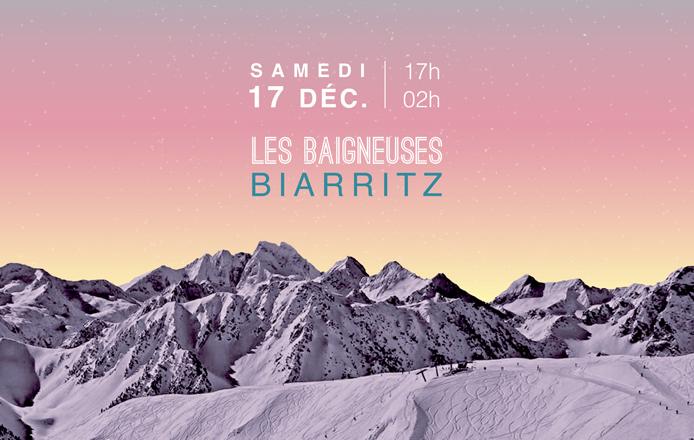 NO'SOUCI PARTY : samedi 17 décembre à Biarritz