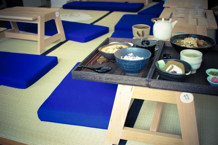restaurant japonais etxe nami à St-Jean de Luz