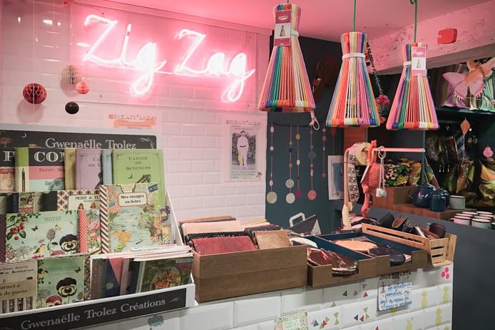 Boutique Zig Zag à Saint-Jean de Luz