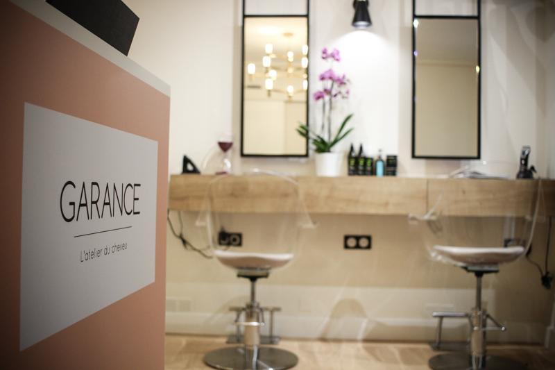 Colorations naturelles chez Garance, l'atelier du cheveu à Biarritz