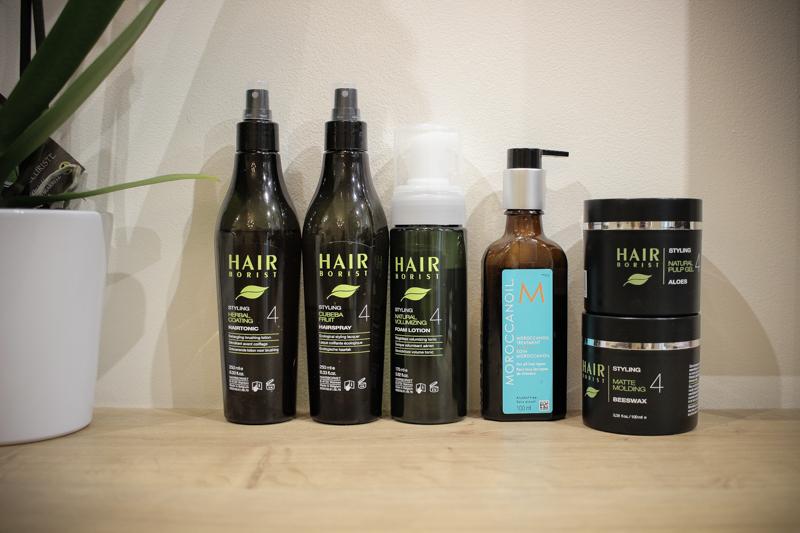 Colorations naturelles chez Garance, l'atelier du cheveu à Biarritz Hairborist et Gaia