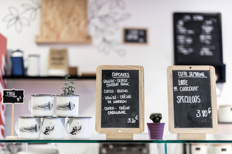 Josie Factory, coffee shop à Bayonne avec vente objets Coffee Paper