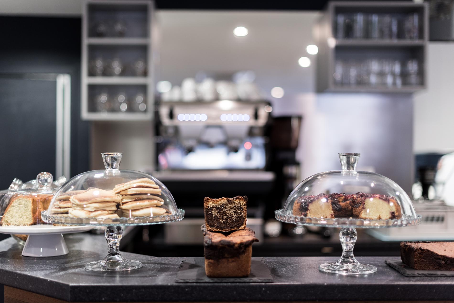 Gateau fait maison auRestaurant Kitchen Dada à Bayonne