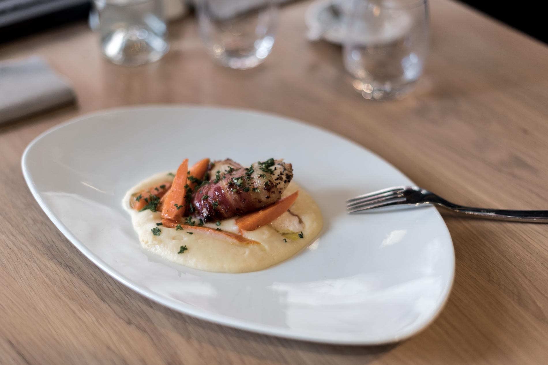 Plat du jour auRestaurant Kitchen Dada à Bayonne