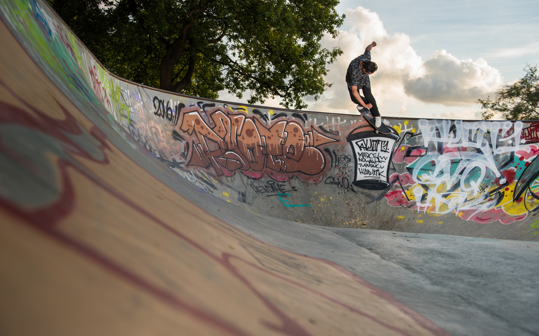 Skatepark Hendaye - Bowl