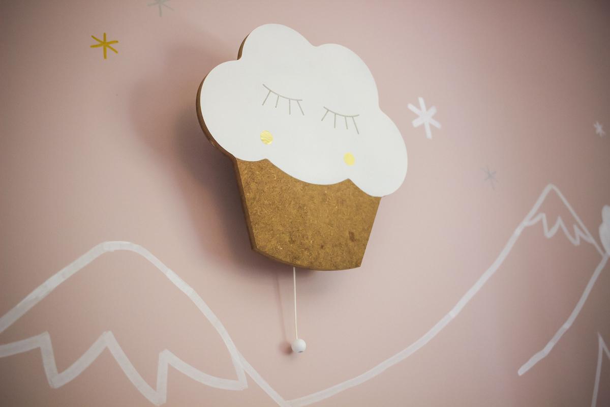 Boîte à musique cupcake Enfants April Eleven
