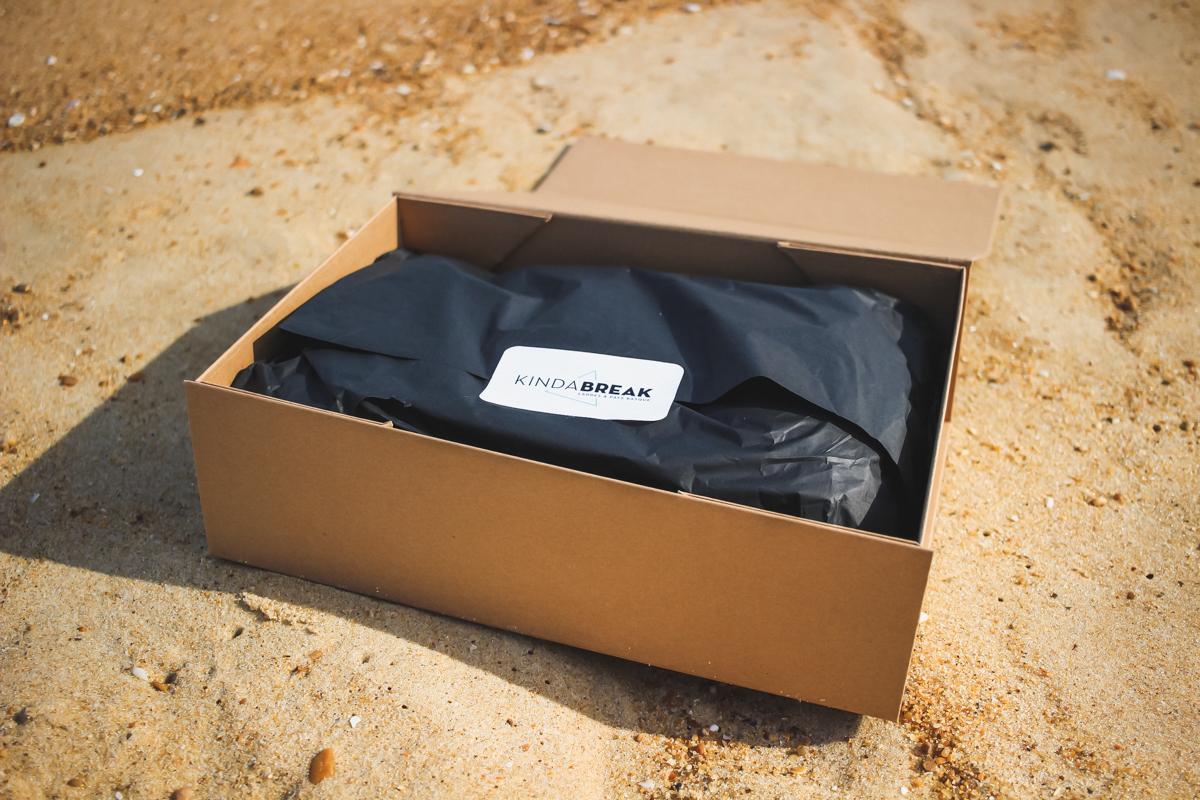 Kinda Box été 2017 illustrée par Yann Hubert
