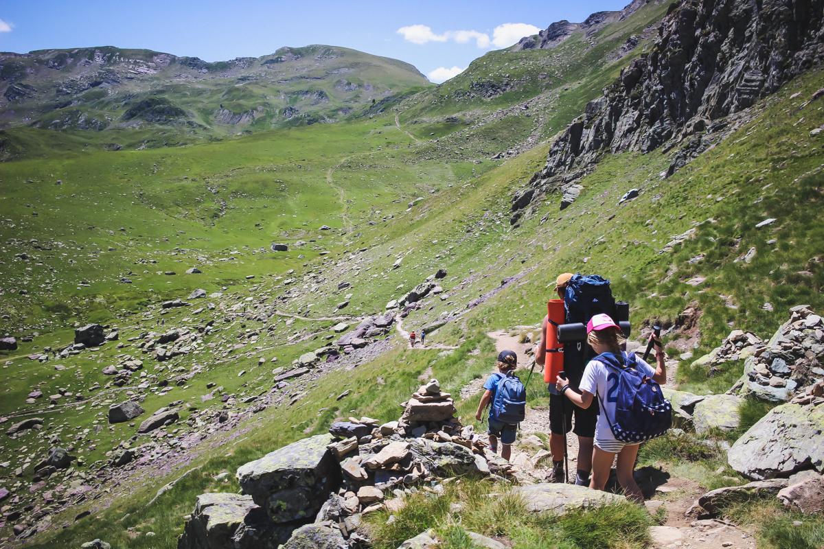 Randonnée des Lacs d'Ayous en Vallée d'Ossau dans les Pyrénées