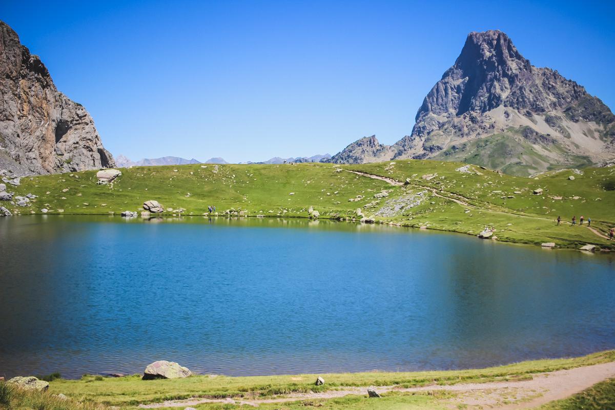 Lac d'Ayous randonnée Vallée d'Ossau dans les Pyrénées