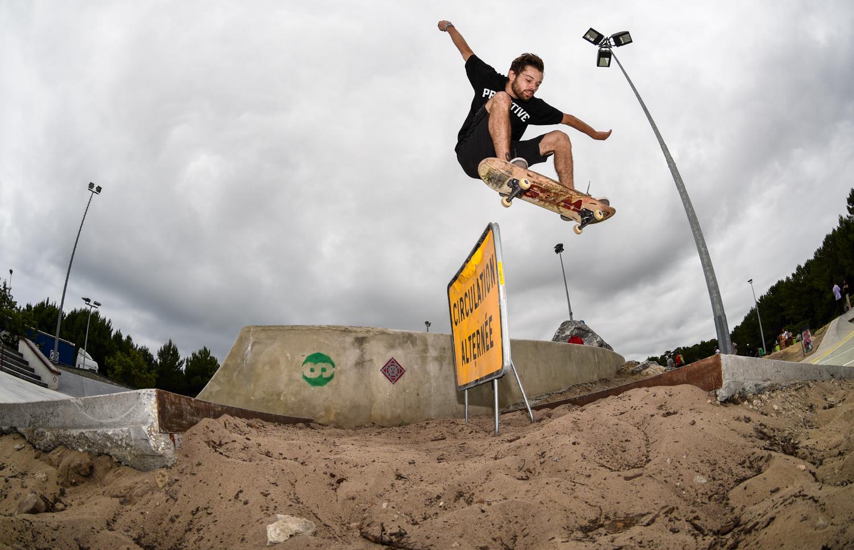 Skatepark Mimizan dans les Landes