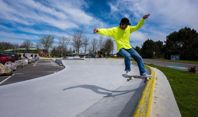 Skatepark Saint-Vincent de Tyrosse dans les Landes