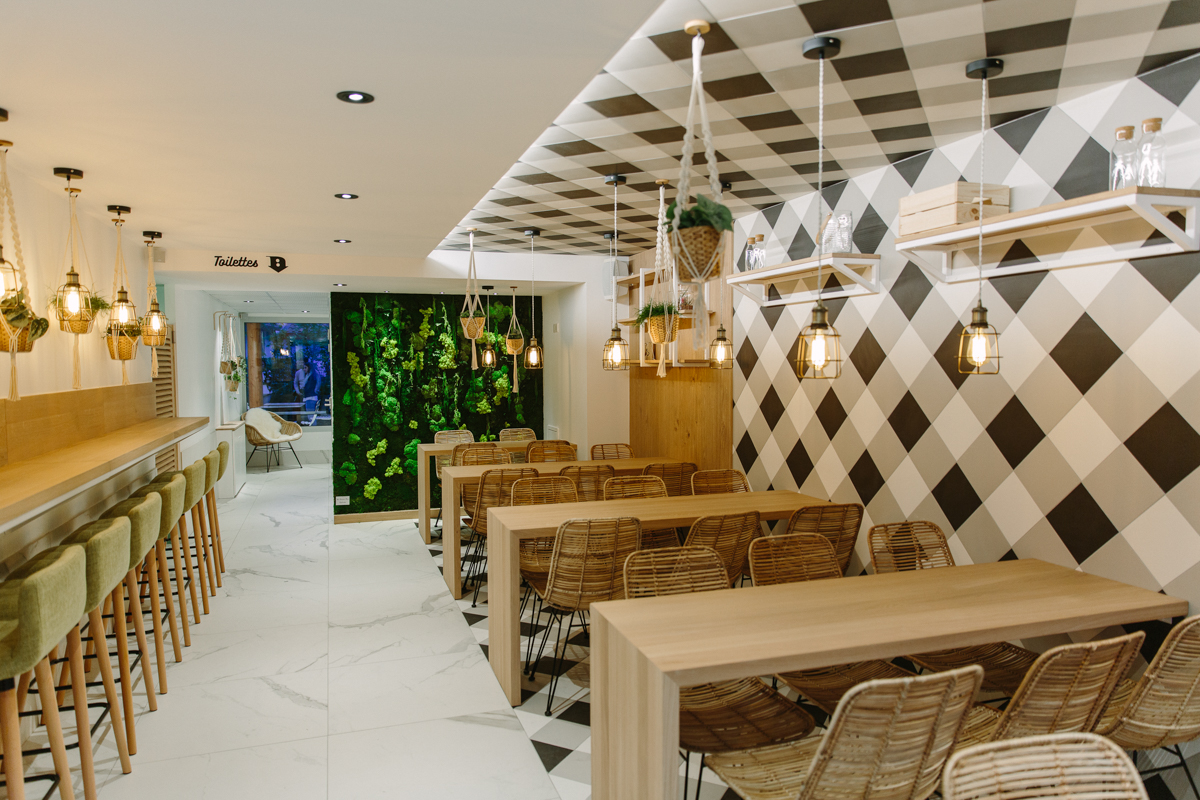 La Green Cantine à Hossegor : healthy food en mode fast food