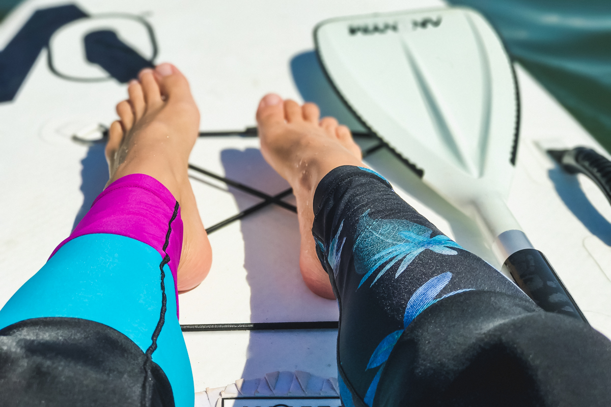 Legging Protest women special stand-up paddle