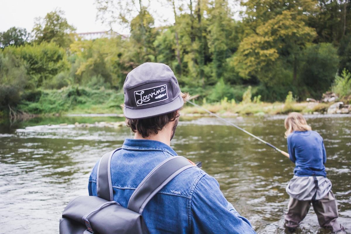 Initiation pêche à la mouche au Pays basque avec Glenn de Made in River