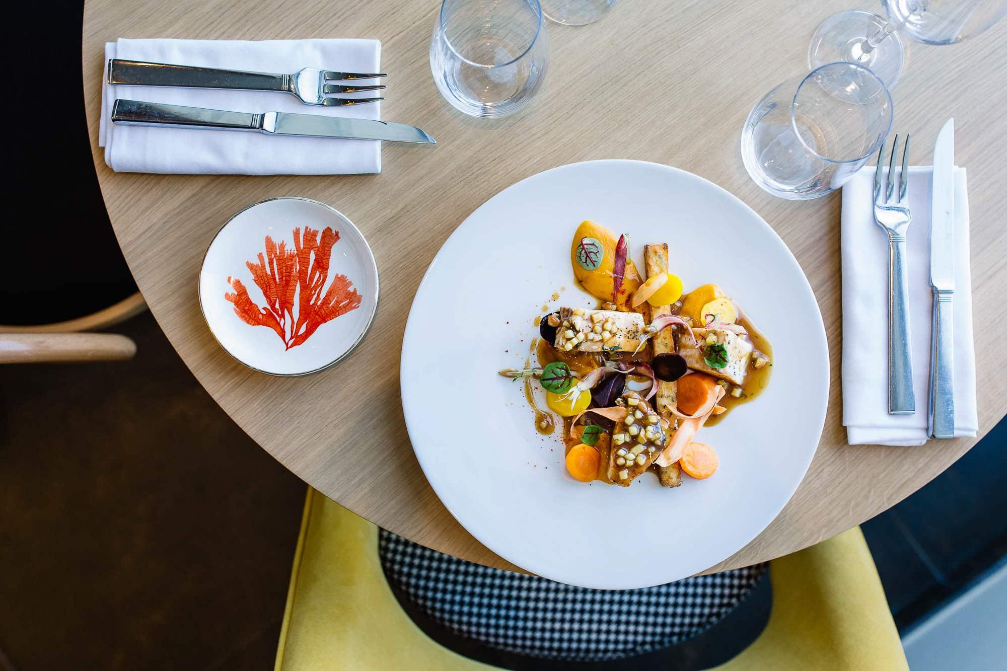 Le nouveau restaurant Iqori du Regina Biarritz