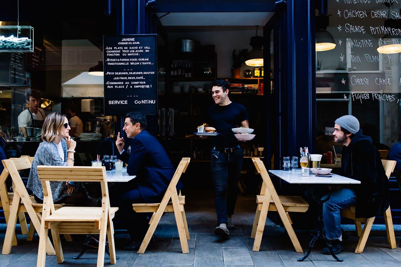 Restaurant Janine à Bayonne au Pays basque