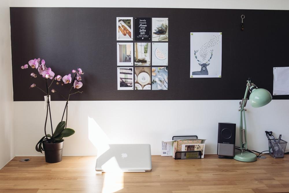 Posez sur vos murs du papier peint magnétique Ferflex