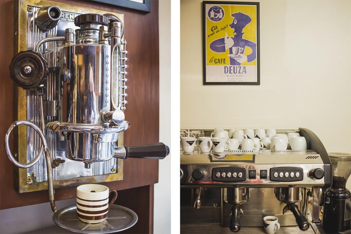 Maison Deuza à Saint-Jean-de-Luz torréfacteur de café et thé