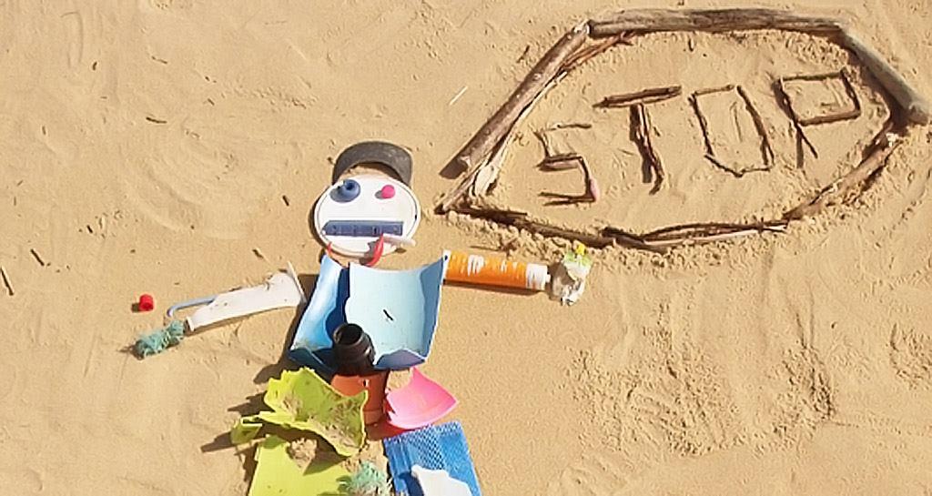 nettoyage citoyen plage biarritz surf rider foundation écologie environnement protection pays basque landes activité week-end