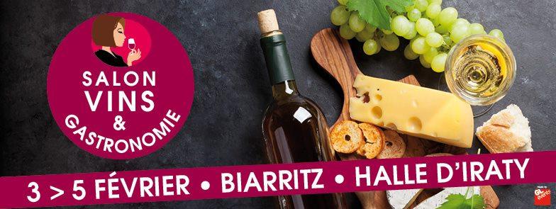 salon vin gastronomie biarritz kinda break landes pays basque loisirs activité cuisine évènement halles iraty